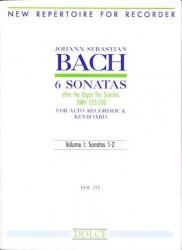 6 Sonatas after the Organ Trio Sonatas (BWV525-530) Vol 1: Sonatas 1-2