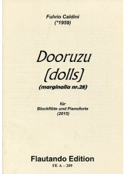 Dooruzu (Dolls) Marginalia Nr 28
