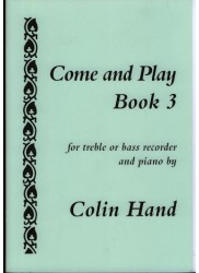 Come and Play Book 3