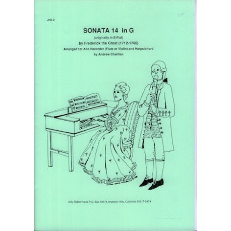Sonata XIV in G