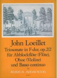 Triosonata in F Major, Op 2/2