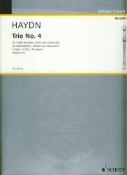Trio no 4 in F Major