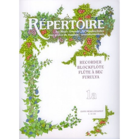 Repertoire for Music Schools Vol 1a