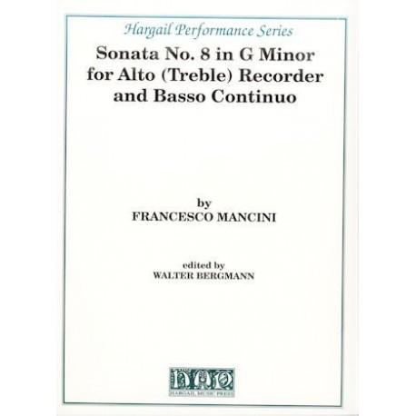 Sonata No. 8 in g minor
