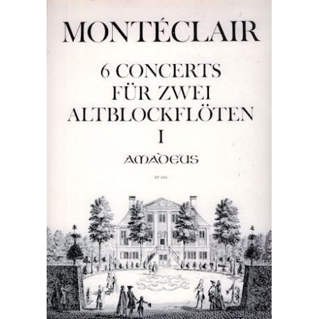 Six Concertos Volume 1