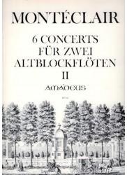 Six Concertos Volume 2