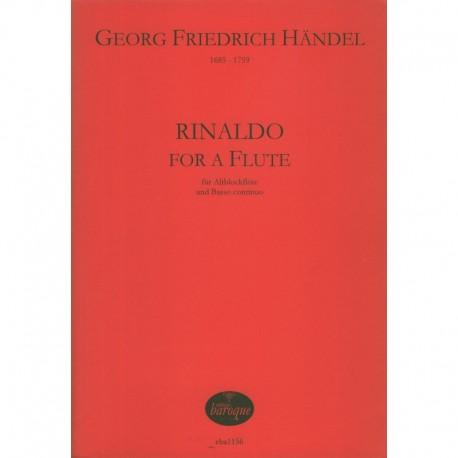 Rinaldo for a Flute
