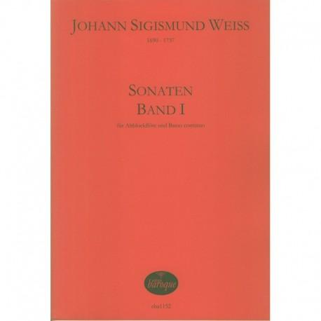 Sonaten Band 1
