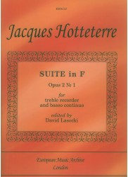 Suite in F Op 2, No 1