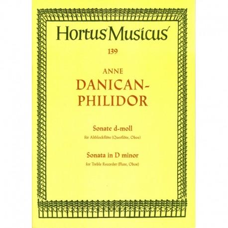 Sonata in D minor