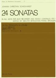 24 Sonatas volume 1