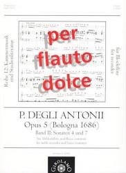 Sonatas 4 & 7 Op 5