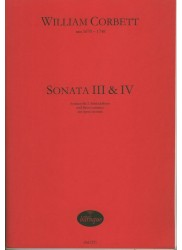 Sonata No. 3 & 4
