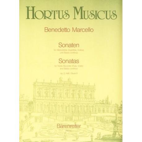 Sonatas Vol 2 g minor, e minor