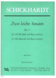 Two Easy Sonatas