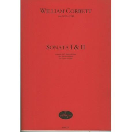 Sonata No. 1 & 2