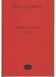 Sonata No 5 & 6