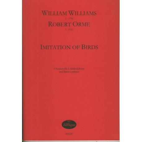 Imitation of Birds