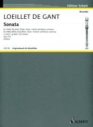 Sonata in g minor Op 3 No 3
