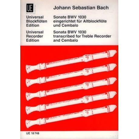 Sonata BWV 1030