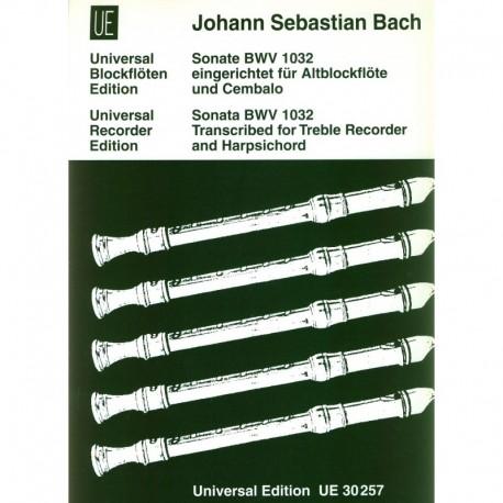 Sonata BWV1032
