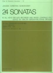 24 Sonatas volume 2