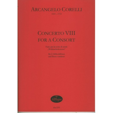Concerto Eight For a Consort