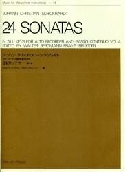 24 Sonatas volume 4