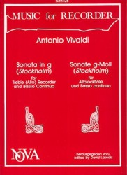 Sonata in g minor (Stockholm)