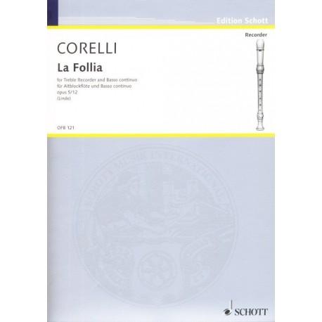La Folia Op. 5. No.12