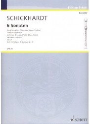 6 Sonaten (Vol 2)