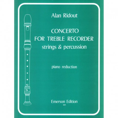 Concerto for Treble, Strings and Percussion