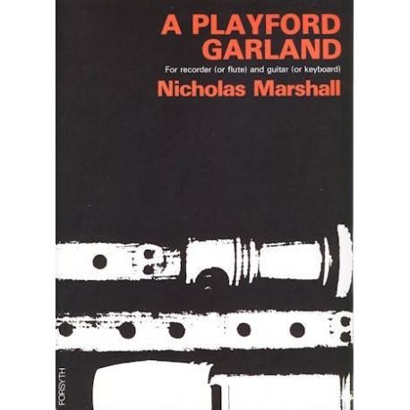 A Playford Garland