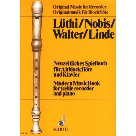 Modern Music Book [Contemporary Album]
