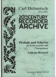 Prelude and Scherzo