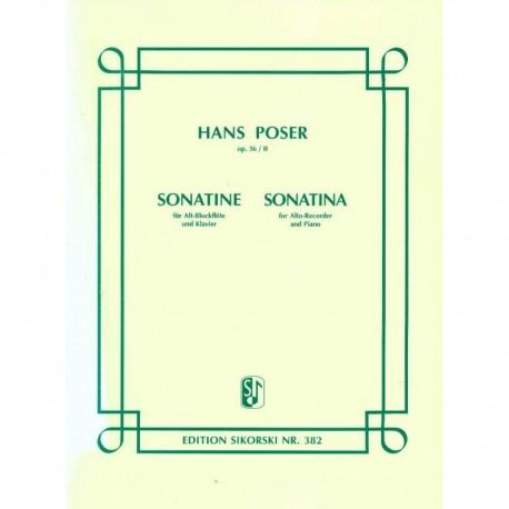 Sonatina Op 36 No 2