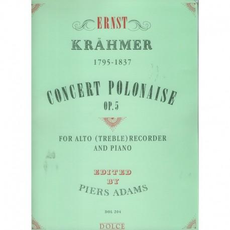 Concert Polonaise Op 5