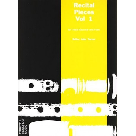 Recital Pieces Vol 1