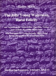 The Jolly Young Waterman, Rural Felicity