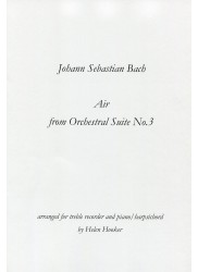 Air from Orchestral Suite No 3
