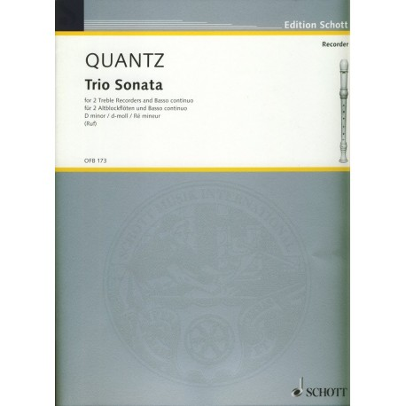 Trio Sonata in d minor