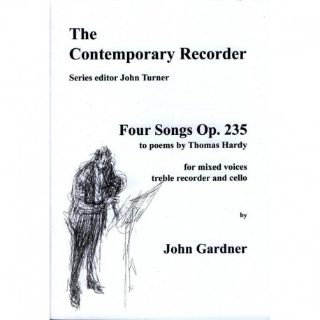 Four Songs Op.235 John Gardner