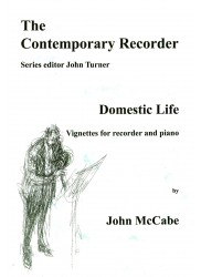 Domestic Life: Vignettes for recorder and piano