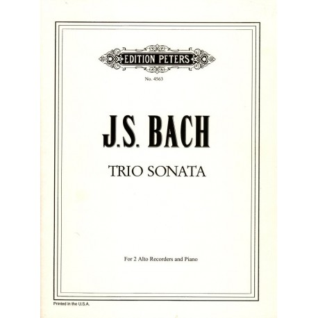 Trio Sonata in Bb Major