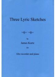 Three Lyric Sketches