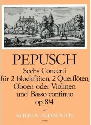 Six Concertos Op 8/4