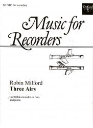Three Airs