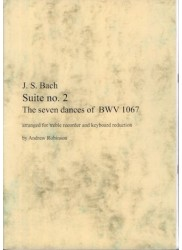 Suite No 2, The Seven Dances of BWV1067