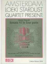 Sonata VI in Four Parts