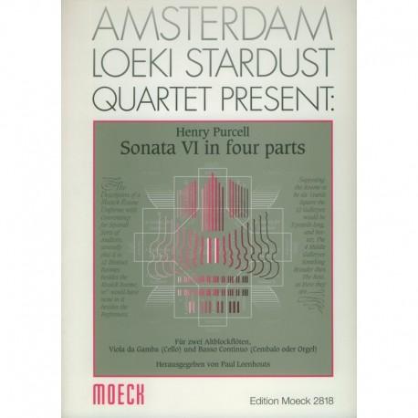 Sonata VI in Four Parts